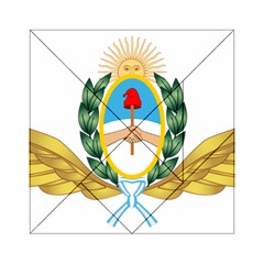 The Argentine Air Force Emblem  Acrylic Tangram Puzzle (6  X 6 ) by abbeyz71