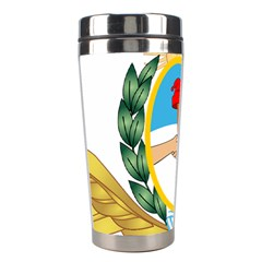 The Argentine Air Force Emblem  Stainless Steel Travel Tumblers by abbeyz71