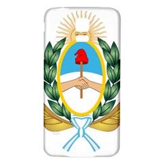 The Argentine Air Force Emblem  Samsung Galaxy S5 Back Case (white) by abbeyz71
