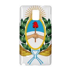 The Argentine Air Force Emblem  Samsung Galaxy Note 4 Hardshell Case by abbeyz71