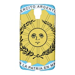 Seal Of The Argentine Army Galaxy S4 Active by abbeyz71