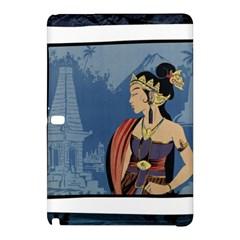 Java Indonesia Girl Headpiece Samsung Galaxy Tab Pro 12 2 Hardshell Case