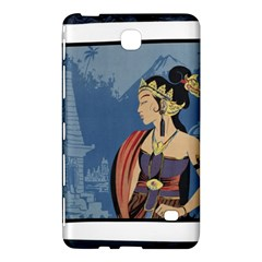 Java Indonesia Girl Headpiece Samsung Galaxy Tab 4 (7 ) Hardshell Case