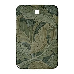 Vintage Background Green Leaves Samsung Galaxy Note 8 0 N5100 Hardshell Case