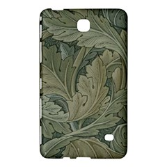 Vintage Background Green Leaves Samsung Galaxy Tab 4 (8 ) Hardshell Case