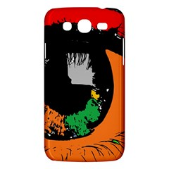 Eyes Makeup Human Drawing Color Samsung Galaxy Mega 5 8 I9152 Hardshell Case