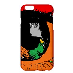 Eyes Makeup Human Drawing Color Apple Iphone 6 Plus/6s Plus Hardshell Case