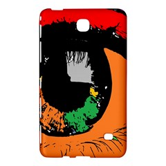 Eyes Makeup Human Drawing Color Samsung Galaxy Tab 4 (8 ) Hardshell Case