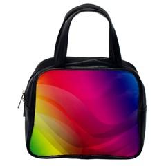 Background Wallpaper Design Texture Classic Handbags (one Side)