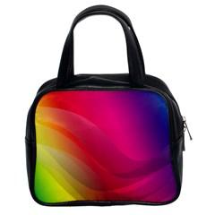 Background Wallpaper Design Texture Classic Handbags (2 Sides)