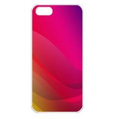 Background Wallpaper Design Texture Apple Iphone 5 Seamless Case (white)