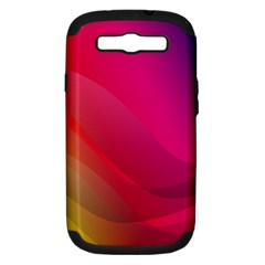 Background Wallpaper Design Texture Samsung Galaxy S Iii Hardshell Case (pc+silicone)