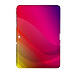 Background Wallpaper Design Texture Samsung Galaxy Tab 2 (10 1 ) P5100 Hardshell Case