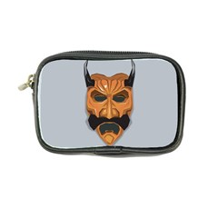 Mask India South Culture Coin Purse