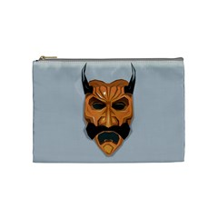 Mask India South Culture Cosmetic Bag (medium)