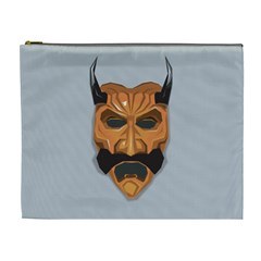 Mask India South Culture Cosmetic Bag (xl)