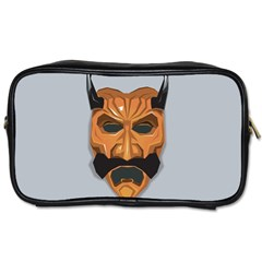 Mask India South Culture Toiletries Bags