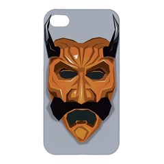 Mask India South Culture Apple Iphone 4/4s Premium Hardshell Case