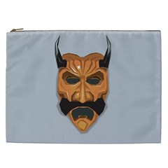 Mask India South Culture Cosmetic Bag (xxl)