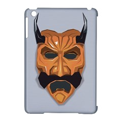 Mask India South Culture Apple Ipad Mini Hardshell Case (compatible With Smart Cover)