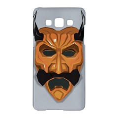 Mask India South Culture Samsung Galaxy A5 Hardshell Case  by Nexatart