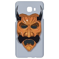 Mask India South Culture Samsung C9 Pro Hardshell Case