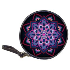 Mandala Circular Pattern Classic 20 Cd Wallets