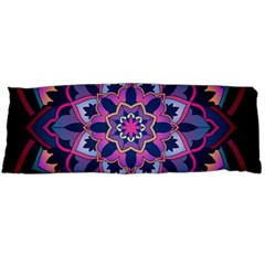 Mandala Circular Pattern Body Pillow Case (dakimakura)