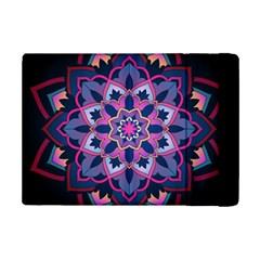 Mandala Circular Pattern Ipad Mini 2 Flip Cases