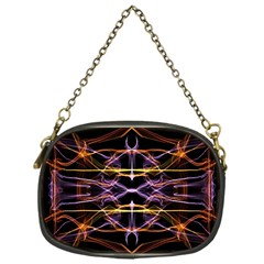 Wallpaper Abstract Art Light Chain Purses (one Side)