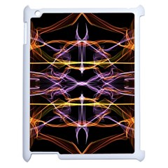 Wallpaper Abstract Art Light Apple Ipad 2 Case (white)