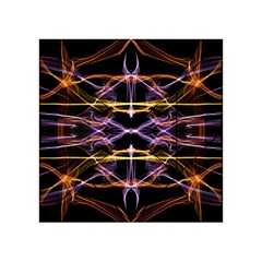 Wallpaper Abstract Art Light Acrylic Tangram Puzzle (4  X 4 )