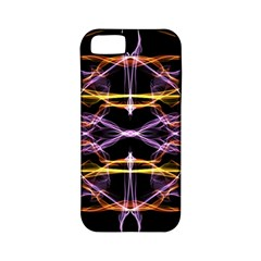 Wallpaper Abstract Art Light Apple Iphone 5 Classic Hardshell Case (pc+silicone)