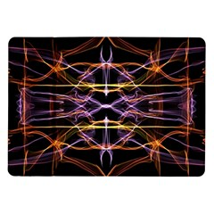 Wallpaper Abstract Art Light Samsung Galaxy Tab 10 1  P7500 Flip Case by Nexatart