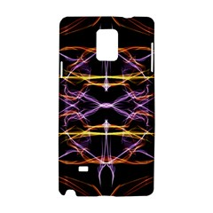 Wallpaper Abstract Art Light Samsung Galaxy Note 4 Hardshell Case
