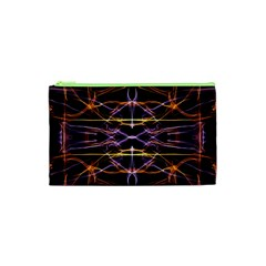 Wallpaper Abstract Art Light Cosmetic Bag (xs)