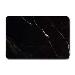 Black Marble Tiles Rock Stone Statues Small Doormat