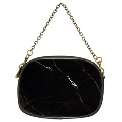 Black Marble Tiles Rock Stone Statues Chain Purses (two Sides)