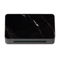 Black Marble Tiles Rock Stone Statues Memory Card Reader With Cf