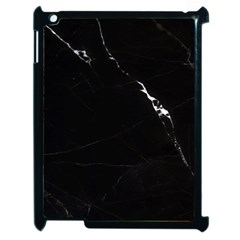 Black Marble Tiles Rock Stone Statues Apple Ipad 2 Case (black)