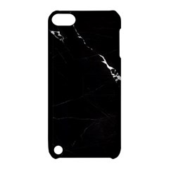 Black Marble Tiles Rock Stone Statues Apple Ipod Touch 5 Hardshell Case With Stand
