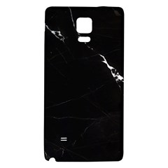 Black Marble Tiles Rock Stone Statues Galaxy Note 4 Back Case