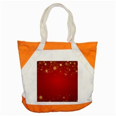 Background Abstract Christmas Accent Tote Bag