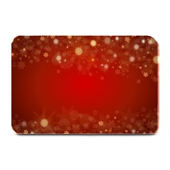 Background Abstract Christmas Plate Mats