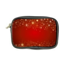 Background Abstract Christmas Coin Purse