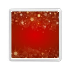 Background Abstract Christmas Memory Card Reader (square)