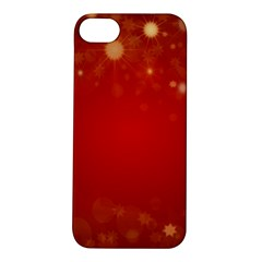 Background Abstract Christmas Apple Iphone 5s/ Se Hardshell Case
