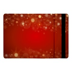 Background Abstract Christmas Apple Ipad Pro 10 5   Flip Case by Nexatart
