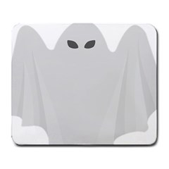 Ghost Halloween Spooky Horror Fear Large Mousepads