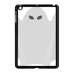 Ghost Halloween Spooky Horror Fear Apple Ipad Mini Case (black) by Nexatart
